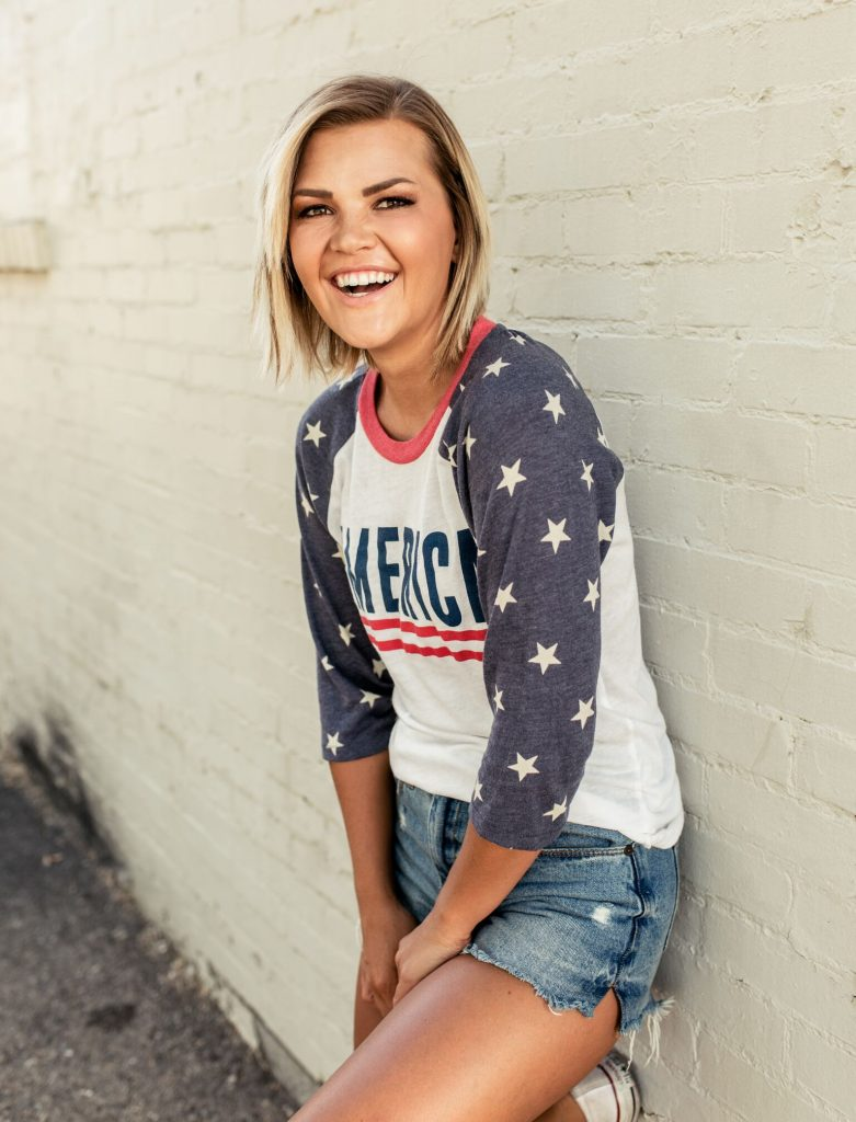 Ily Couture America Tee