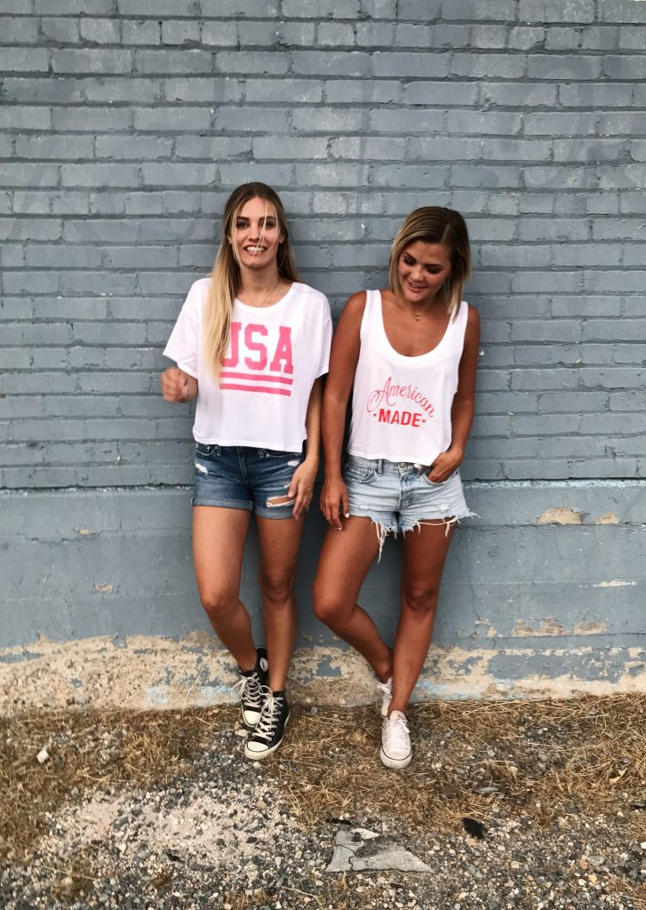 Wild One Forever - USA Tee and American Made Tank