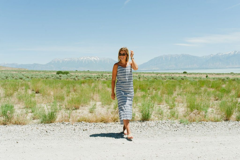Bluish & Co. Bridgette Dress