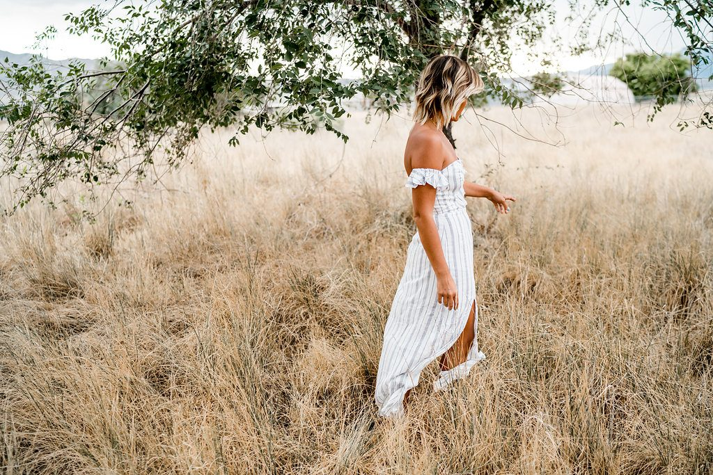 Roti Collective Field of Dreams Maxi Dress