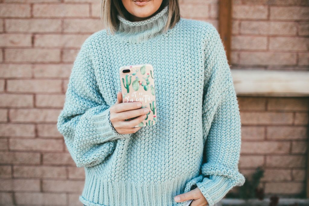 41271a83d32 H&M Chunky Knit Sweater for $20 – Wild One Forever
