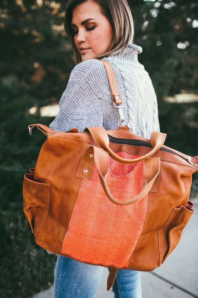 Nena and Co. Sunset Convertible Daybag