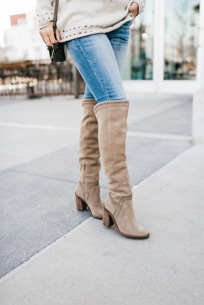 Vince Camuto Madolee Over the knee boots