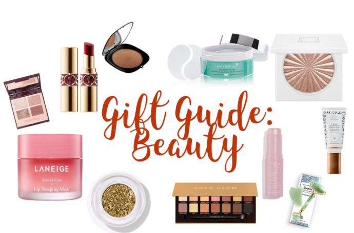 beauty; beauty products; gifts; gift guide